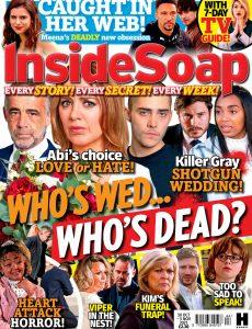 Inside Soap UK – 30 October 2021