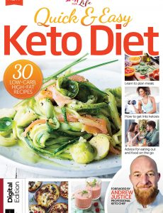 Inspired For Life – Quick & Easy Keto Diet, Issue 25, 2021