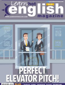 Learn Hot English – Issue 233 – October 2021