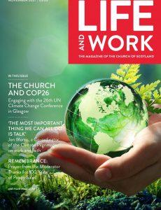 Life and Work – November 2021