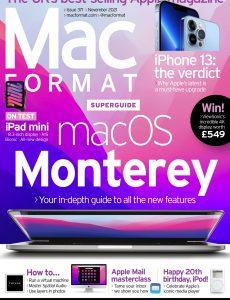 MacFormat UK – November 2021
