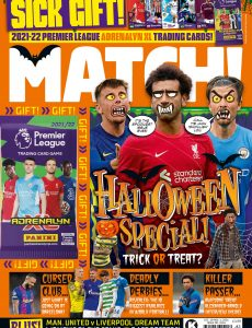 Match! – October 19, 2021
