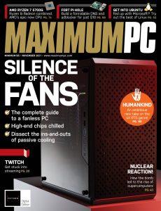 Maximum PC – November 2021