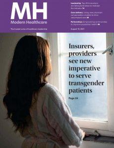 Modern Healthcare – August 16, 2021