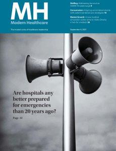 Modern Healthcare – September 06, 2021