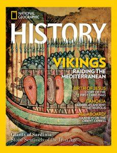 National Geographic History – November 2021
