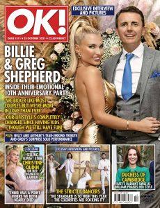 OK! Magazine UK – 25 October 2021