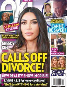 OK! Magazine USA – October 25, 2021