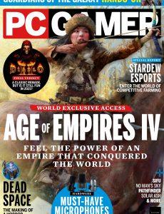 PC Gamer UK – December 2021