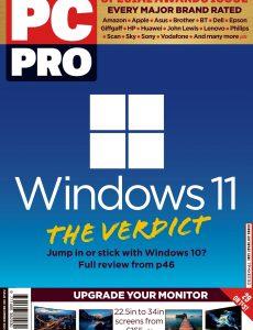 PC Pro – December 2021