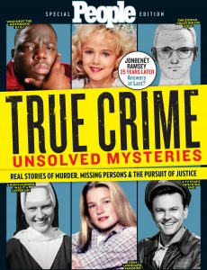 PEOPLE True Crime Unsolved Mysteries – 2021