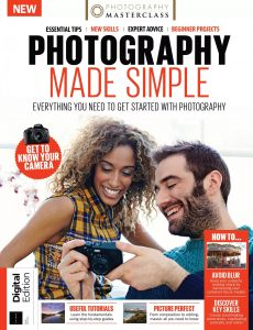 Photography Made Simple – First Edition, 2021