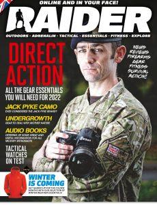 Raider – Volume 14 Issue 7 – October 2021