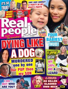 Real People – 21 October 2021