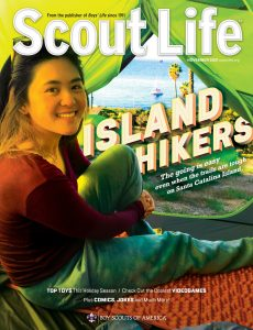 Scout Life – November 2021