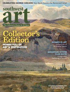 Southwest Art – October-November 2021