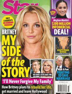 Star Magazine USA – October 25, 2021