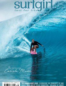 Surf Girl – Issue 75 – October 2021