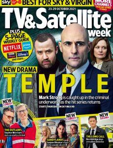 TV & Satellite Week – 23 October 2021