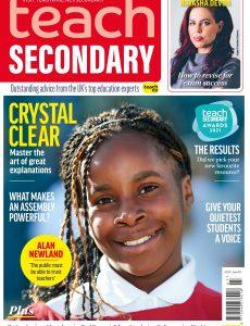 Teach Secondary – Volume 10 No 7 – October-November 2021
