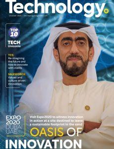 Technology Magazine – October 2021