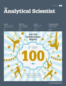 The Analytical Scientist – October 2021