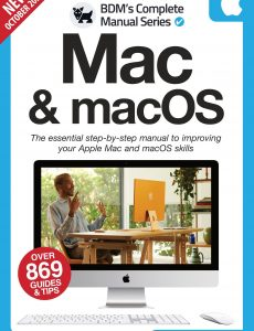 The Complete Mac & Macos Manual – 11th Edition , 2021