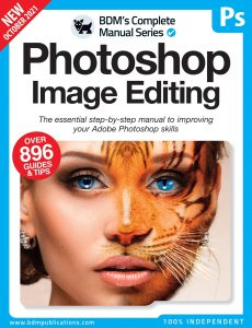 The Complete Photoshop Image Editing Manual – 11th Edition, 2021