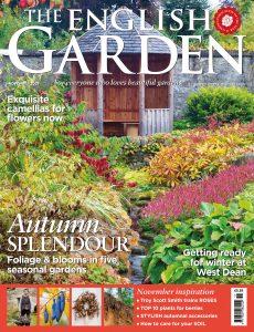 The English Garden – November 2021