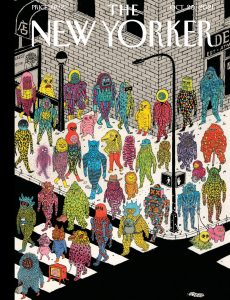 The New Yorker – October 25, 2021