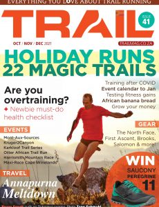 Trail South Africa – October 2021