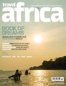 Travel Africa – October-December 2021
