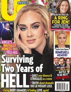 US Weekly – October 25, 2021