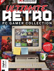 Ultimate Retro PC Gamer Collection – 1st Edition 2021