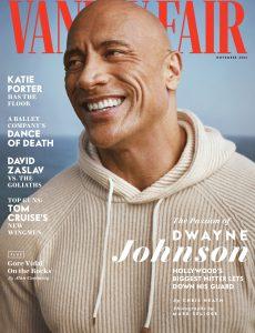 Vanity Fair USA – November 2021