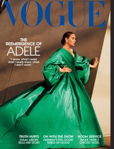 Vogue USA – November 2021