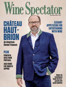 Wine Spectator – November 30, 2021