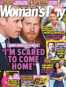 Woman's Day New Zealand – October 28, 2021