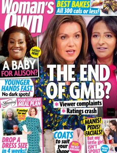 Woman's Own – 25 October 2021