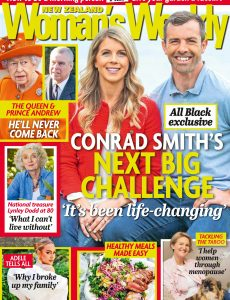Woman's Weekly New Zealand – October 25, 2021