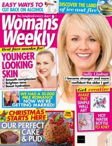 Woman's Weekly UK – 02 November 2021