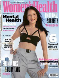 Women's Health UK – November 2021