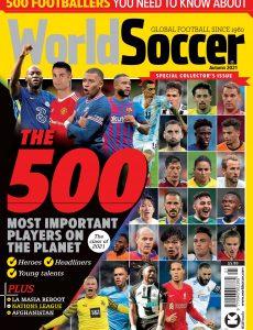 World Soccer – Autumn 2021