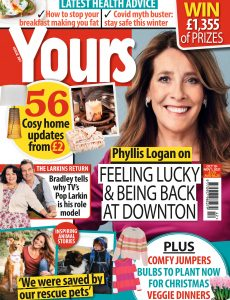 Yours UK – 24 October 2021