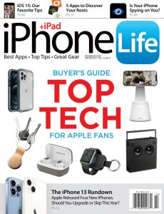 iPhone Life Magazine – Winter 2021
