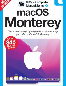 macOS Monterey The essential step-by-step manual to mastering your Mac and macOS Monterey – Octob…